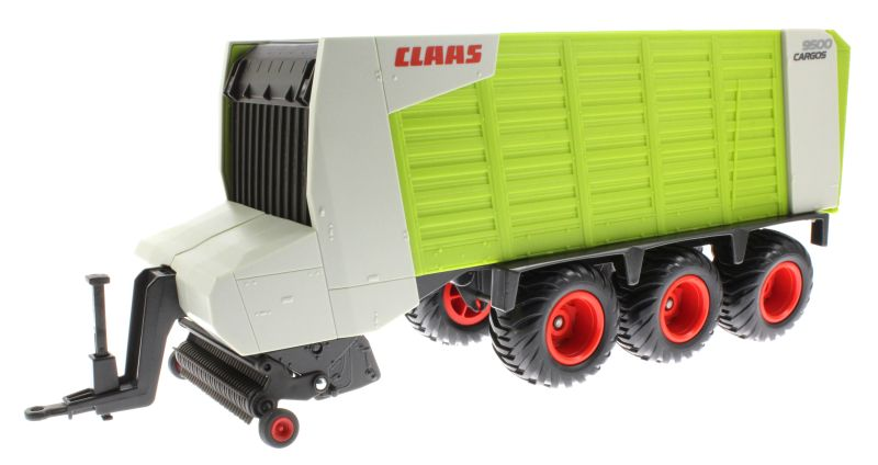 Siku 2893 - Claas Cargos 9500 vorne links