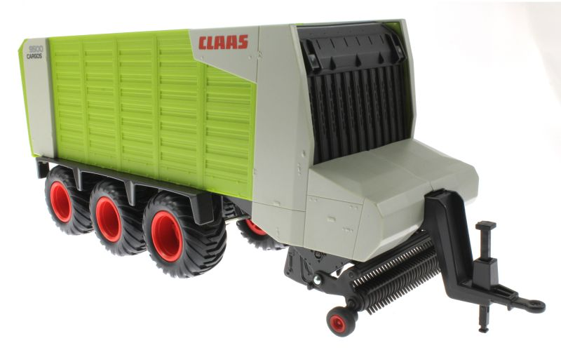 Siku 2893 - Claas Cargos 9500 vorne rechts