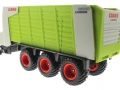 Siku 2893 - Claas Cargos 9500 hinten links