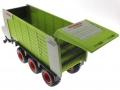 Siku 2893 - Claas Cargos 9500 oben hinten