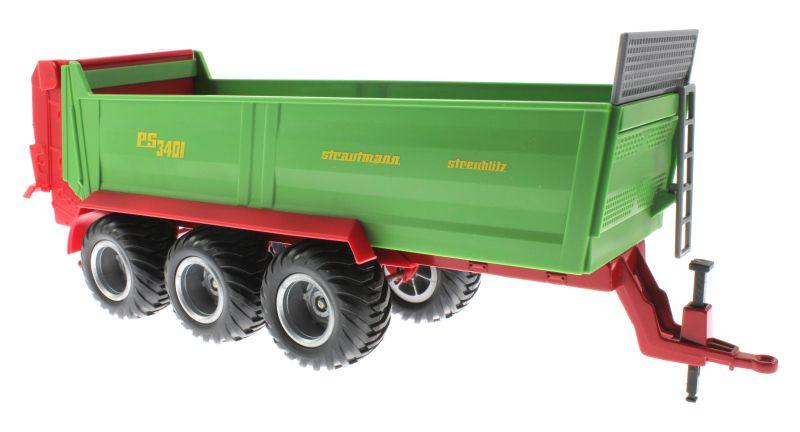 Siku 2894 - Strautmann Streublitz ES 340 Universalstreuer vorne rechts