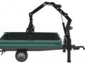 Siku 2896 - Oehler Kombiwagen