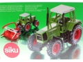 Siku 2961 - Fendt Farmer Favorit 926 Karton hinten