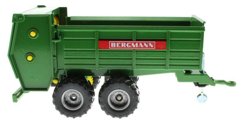 Siku 2964 - Stalldungstreuer Bergmann