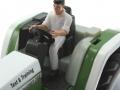 Siku 2965th - Fendt Favorit 716 Vario - Test und Training Thomas Hoeing Fahrer
