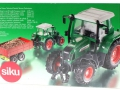Siku 2968 - Fendt Farmer 411 Vario Karton hinten