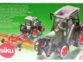 Siku 3052 - Fendt 209S Karton hinten