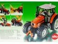 Siku 3058 - Same Iron 110 Karton hinten