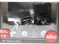 Siku 3059 - Weidemann Hoftrac Blackline Karton vorne