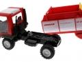 Siku 3061 - Lindner Unitrac mit Ladewagen einzeln
