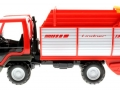 Siku 3061 - Lindner Unitrac mit Ladewagen Logo