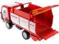 Siku 3061 - Lindner Unitrac mit Ladewagen Heck offen