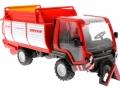 Siku 3061 - Lindner Unitrac mit Ladewagen vorne rechts