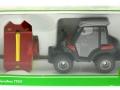 Siku 3068 - Aebi TerraTrac TT211 mit Frontmähwerk Karton vorne
