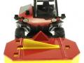 Siku 3068 - Aebi TerraTrac TT211 mit Frontmähwerk vorne