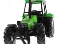 Siku 3156 - Traktor Deutz Fahr mit Frontmähwerk unten vorne links