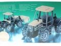 Siku 3160 - JCB Fastrac 2150 Karton hinten