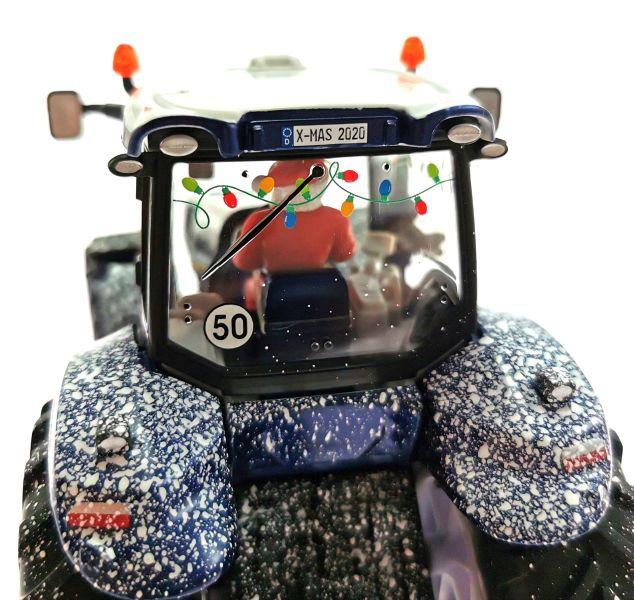 Siku 3220 - Weihnachtstraktor Fahrerkabine hinten