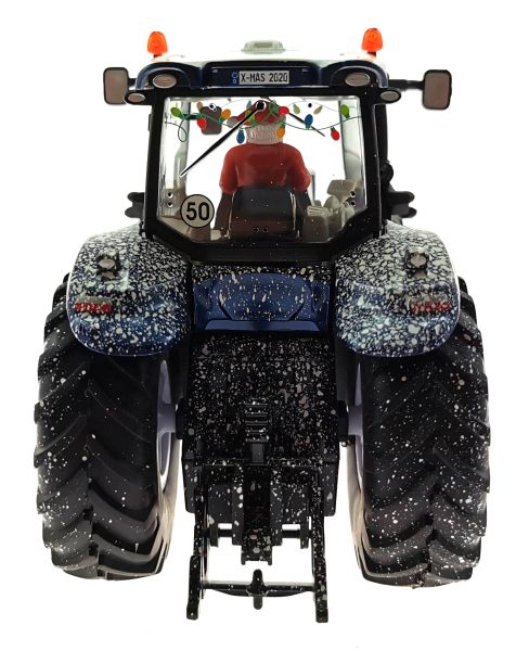 Siku 3220 - Weihnachtstraktor hinten