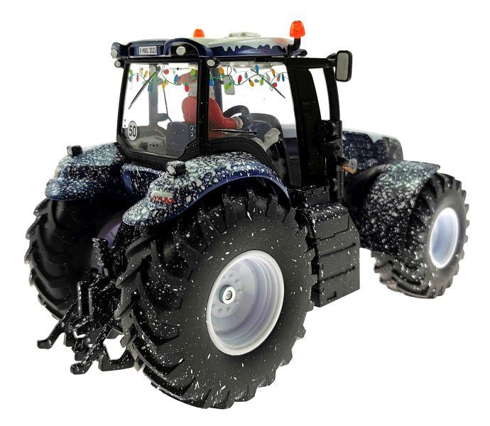 Siku 3220 - Weihnachtstraktor hinten rechts