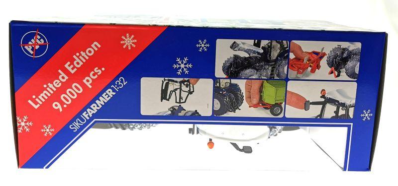 Siku 3220 - Weihnachtstraktor Karton oben