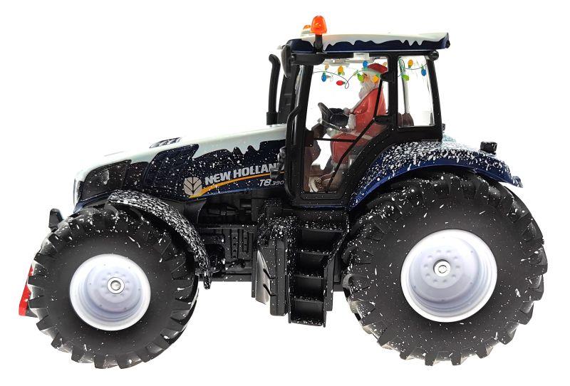 Siku 3220 - Weihnachtstraktor links