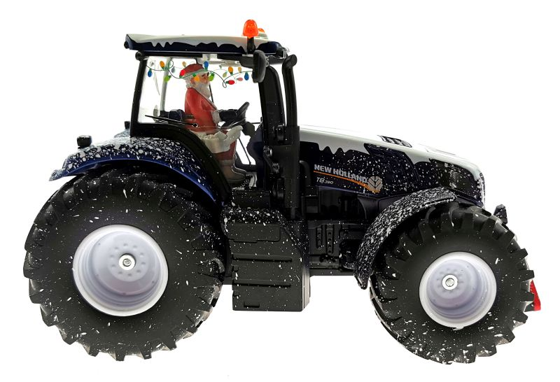 Siku 3220 - Weihnachtstraktor rechts