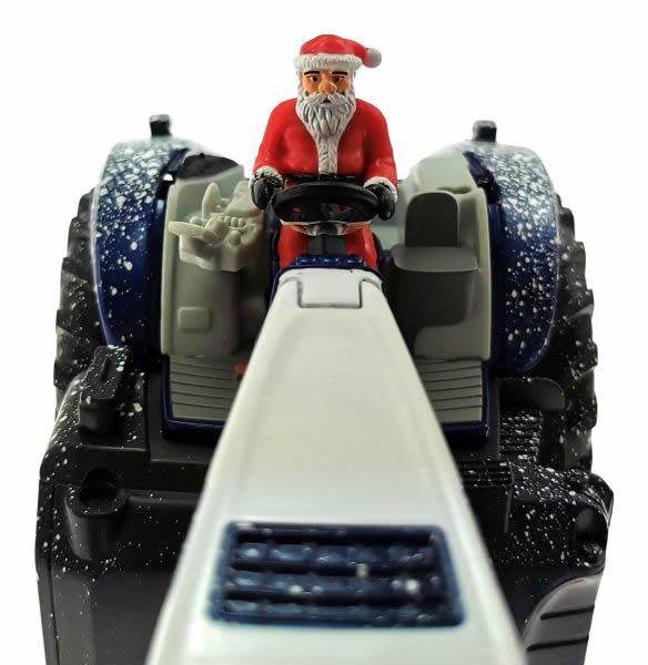 Siku 3220 - Weihnachtstraktor vorne
