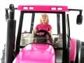 Siku 3251 - Massey Ferguson MF 8280 Xtra Limited Edition Pink Fahrerin