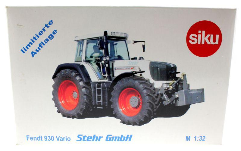 Siku 3254sg - Fendt 930 Vario weiß Stehr GmbH Karton vonre