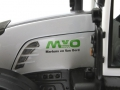 Siku 3258 MVO - Fendt 936 Vario MvO - The Flying Dutchman Logo