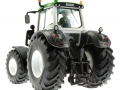 Siku 3258 MVO - Fendt 936 Vario MvO - The Flying Dutchman unten hinten links