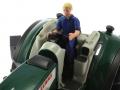 Siku 3261B - Claas Axion 850 Bollmer Edition Dunkelgrün - Fahrer