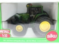 Siku 3265 - John Deere 7430 mit Doppelbereifung Karton vorne