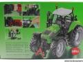 Siku 3266 - Deutz Fahr Agrotron-X-720 Karton hinten