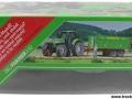 Siku 3266 - Deutz Fahr Agrotron-X-720 Karton Oben
