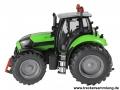 Siku 3266 - Deutz Fahr Agrotron-X-720 Seitenansicht Links