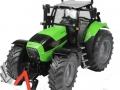 Siku 3266 - Deutz Fahr Agrotron-X-720 Front Links