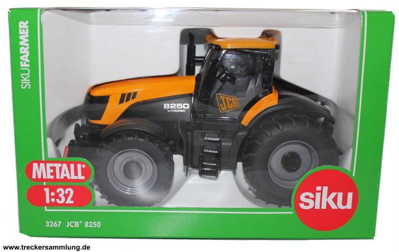 Siku 3267 JCB 8250 Karton Front