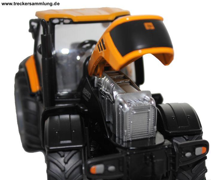 Siku 3267 JCB 8250 Motorhaube vorne