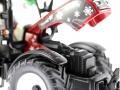 Siku 3268 - Valtra T191 Special Christmas Editon Motor rechts