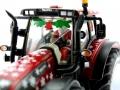 Siku 3268 - Valtra T191 Special Christmas Editon Santa