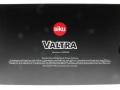 Siku 3268 weiss - Valtra T191 mit Zwillingsreifen Weiss Karton hinten