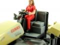Siku 3271tr18 - Claas Xerion 5000 VC Trac Stotz Traktordo 2018 Fahrerin