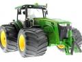 Siku 327200403 - John Deere 8360R mit Breitreifen - Sondermodell Agritechnica 2015 unten vorne rechts
