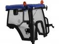 Siku 3273 Trecker New Holland T8.390 Fahrerkabine