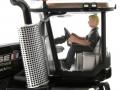 Siku 3275 - Case IQ Quadtrac 600 Blackline Agritechnica 2015 Fahrer
