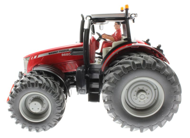 Siku 3278 - Massey Ferguson 8680 mit Doppelbereifung links