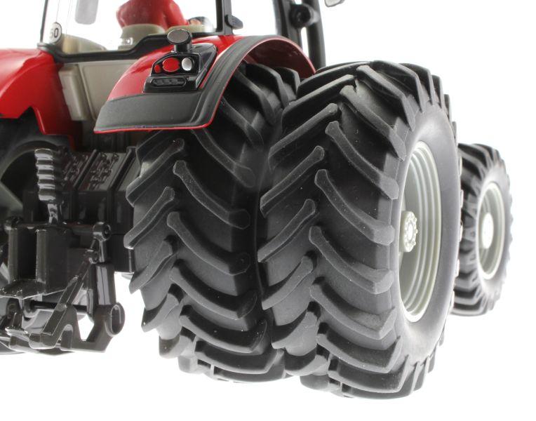 Siku 3278 - Massey Ferguson 8680 mit Doppelbereifung Reifen