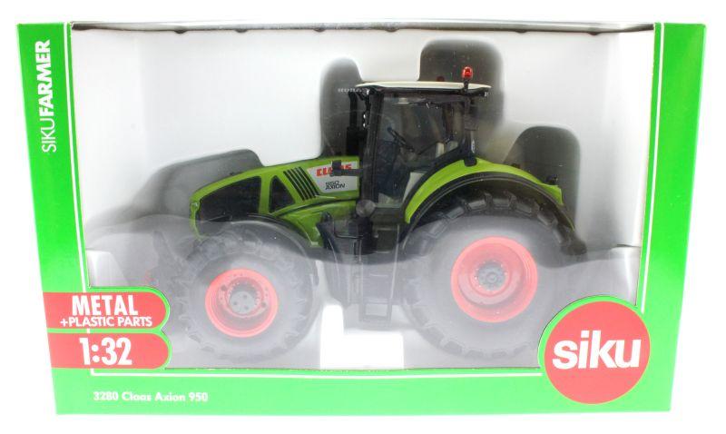 Siku 3280 - Claas Axion 950 Karton vorne